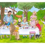 "Thema ""Familie"", Klett Sachkunde"