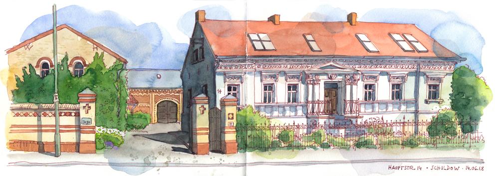 In Schildow